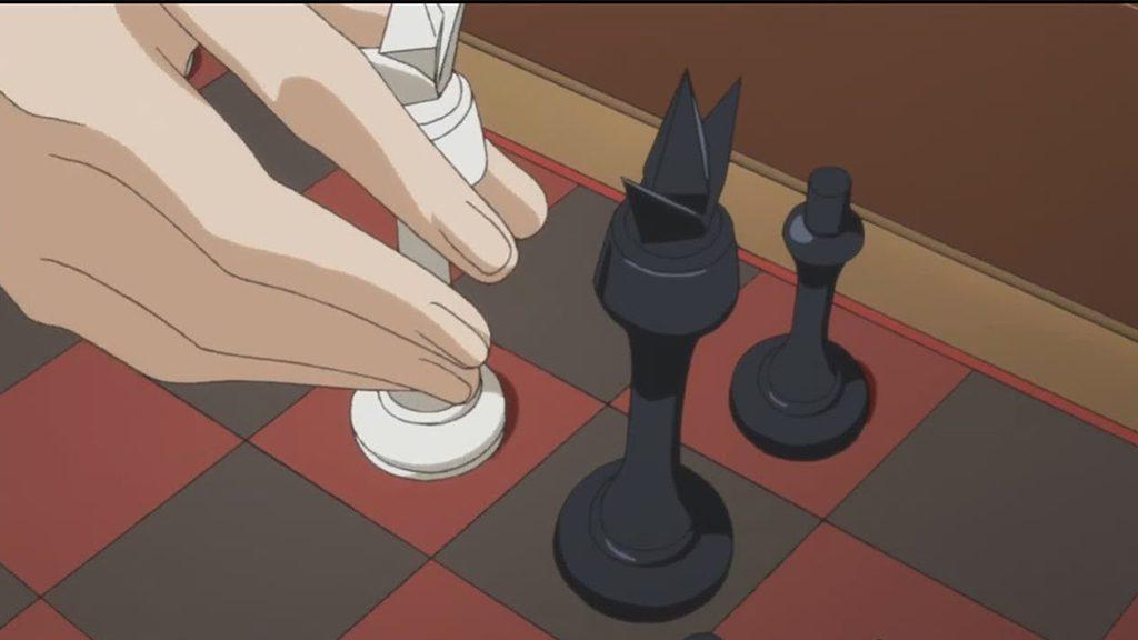 Code Geass Facts Chess
