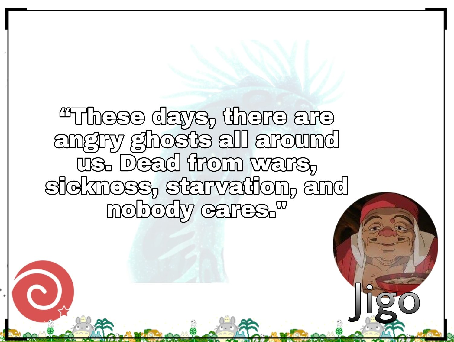 Quotes From Princess Mononoke