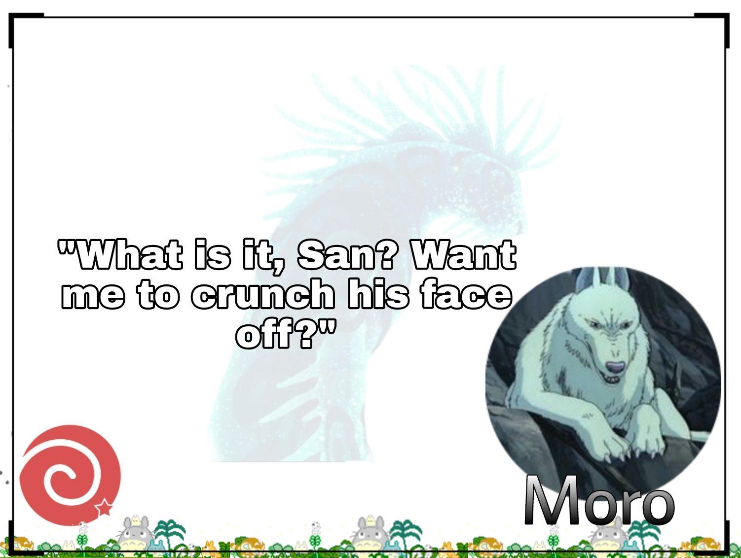 Princess Mononoke quotes