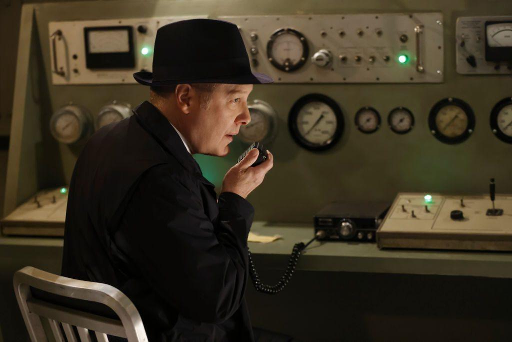 Red Reddington in season 8