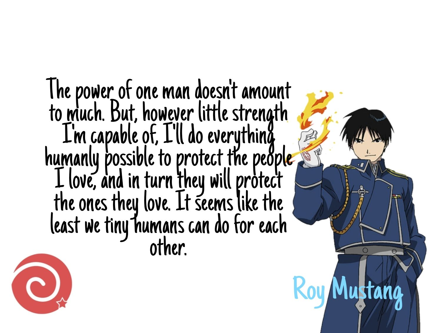 Quote by Roy