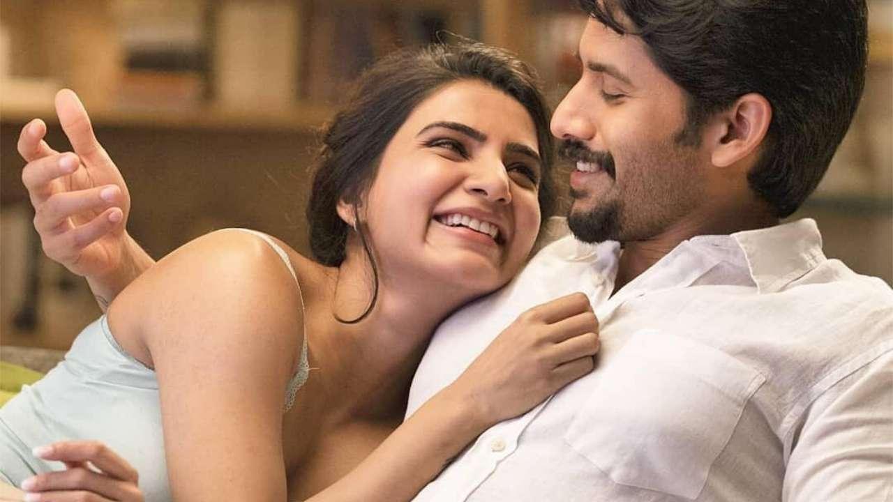 Samantha and Chaitanya
