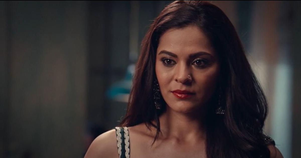Sapna in Ek thi begum
