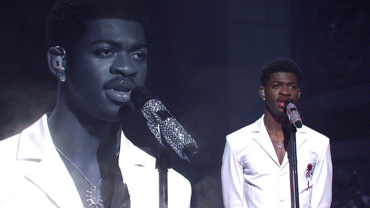 Lil Nas X and Anya Taylor-Joy closed Saturday Night Live last season