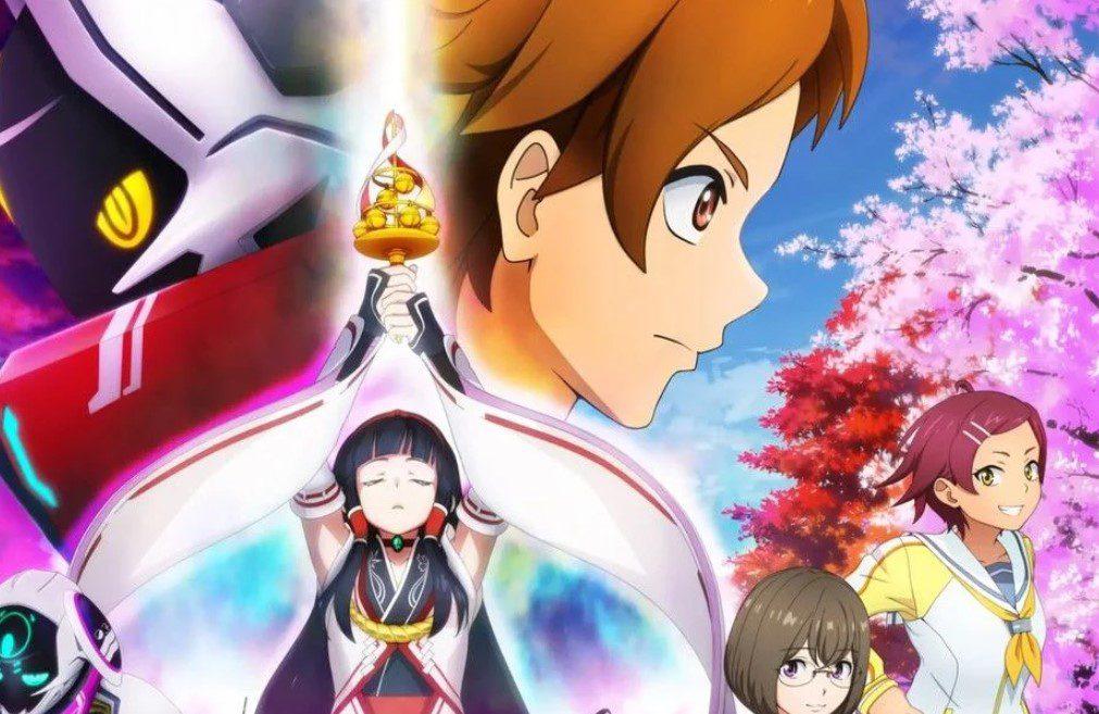 Shikizakura Episode 1