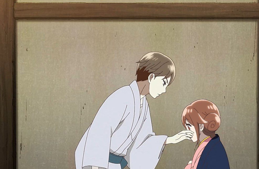 Taisho Otome Fairy Tale Episode 2
