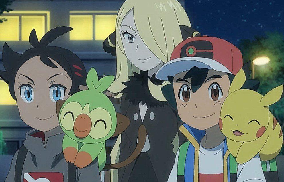 Pokemon 2019 Episode 84