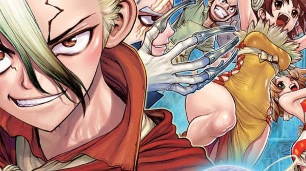 Dr. Stone Chapter 215