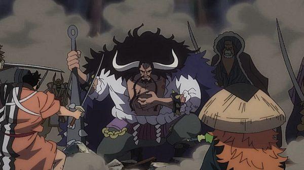 One Piece Episode 997