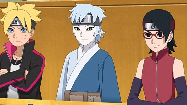 Boruto: Naruto Next Generations Episode 222