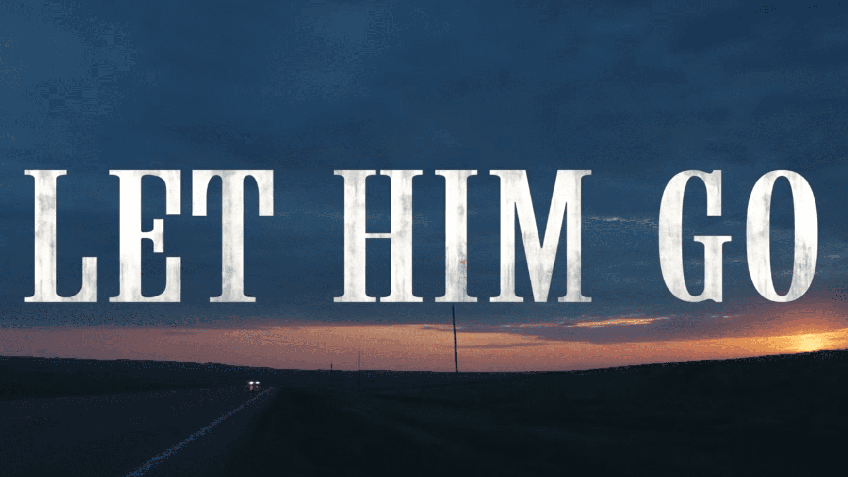 let him go filming locations