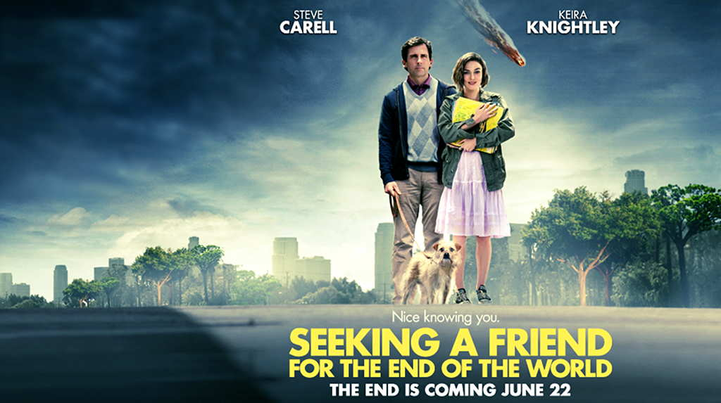 Seeking a Friend for the End of the World ending explained