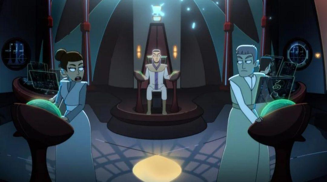 Star trek lower decks season 2 episode 10