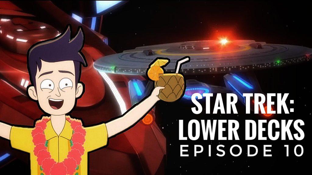 Star Trek: Lower Decks season 2 episode 10 Release date