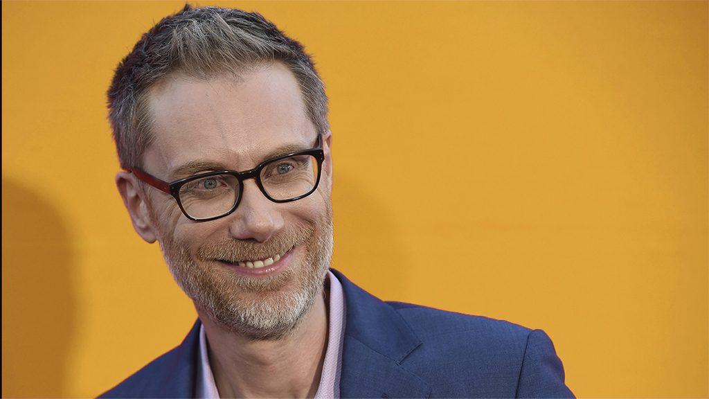 Stephen Merchant The Outlaws