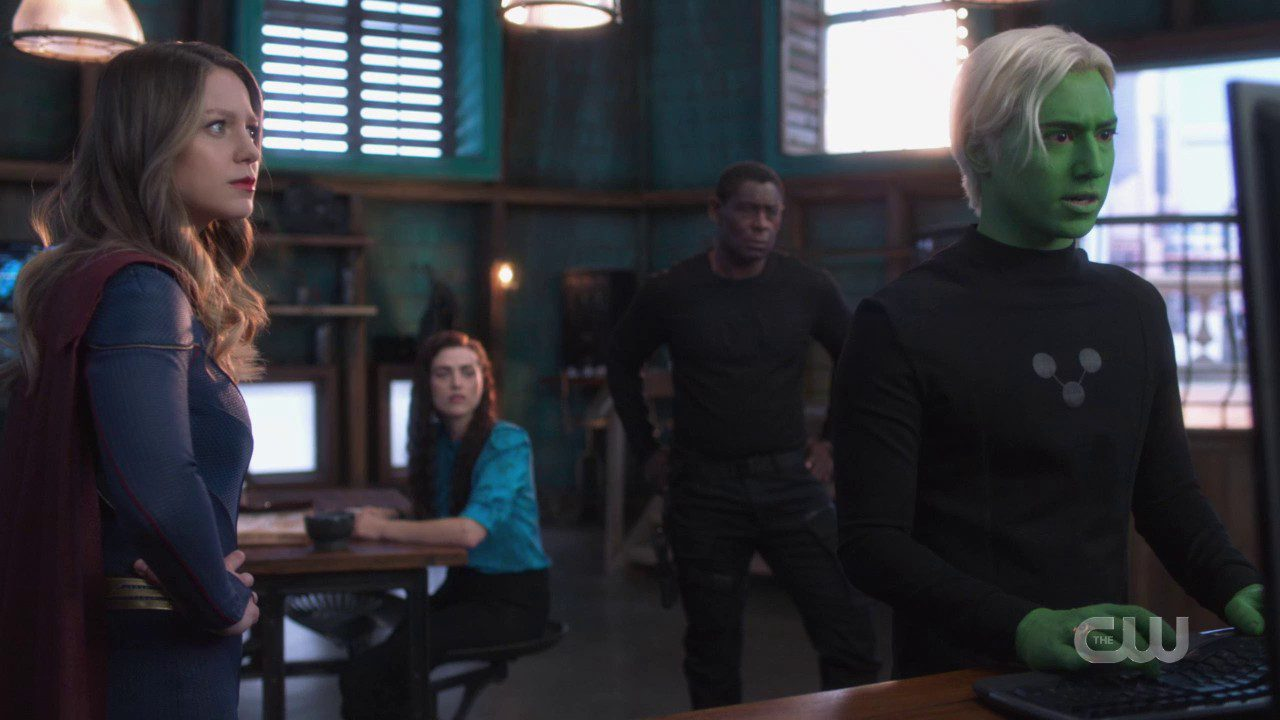 Ending For Supergirl Season 6 Episode 16