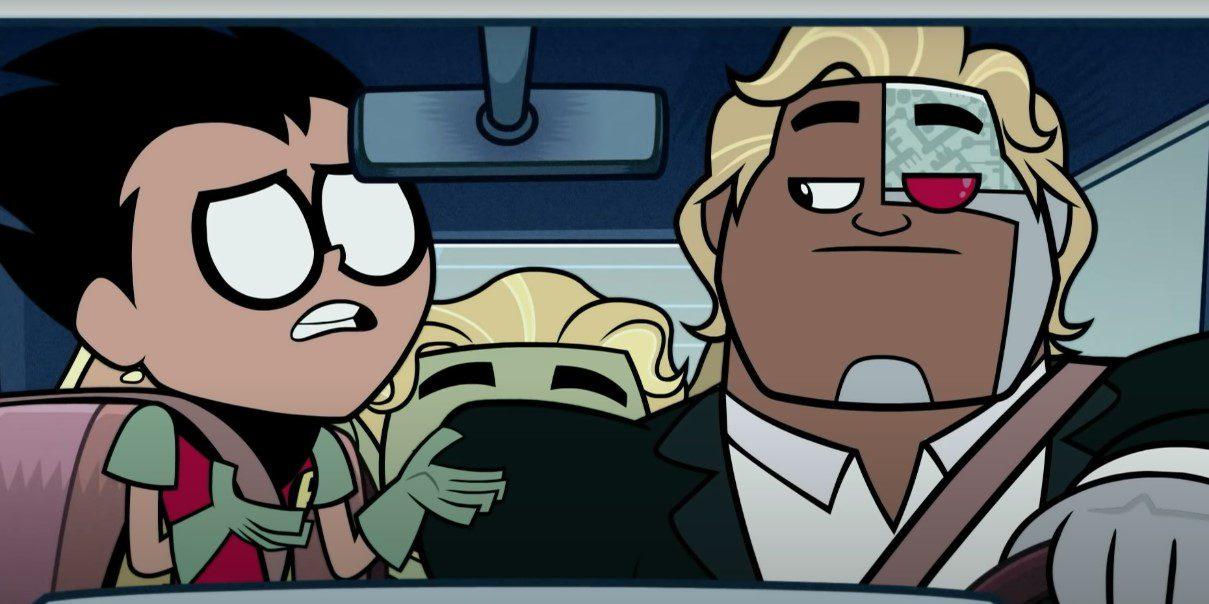 Teen Titans Go! Season 7 Episode 23 release date