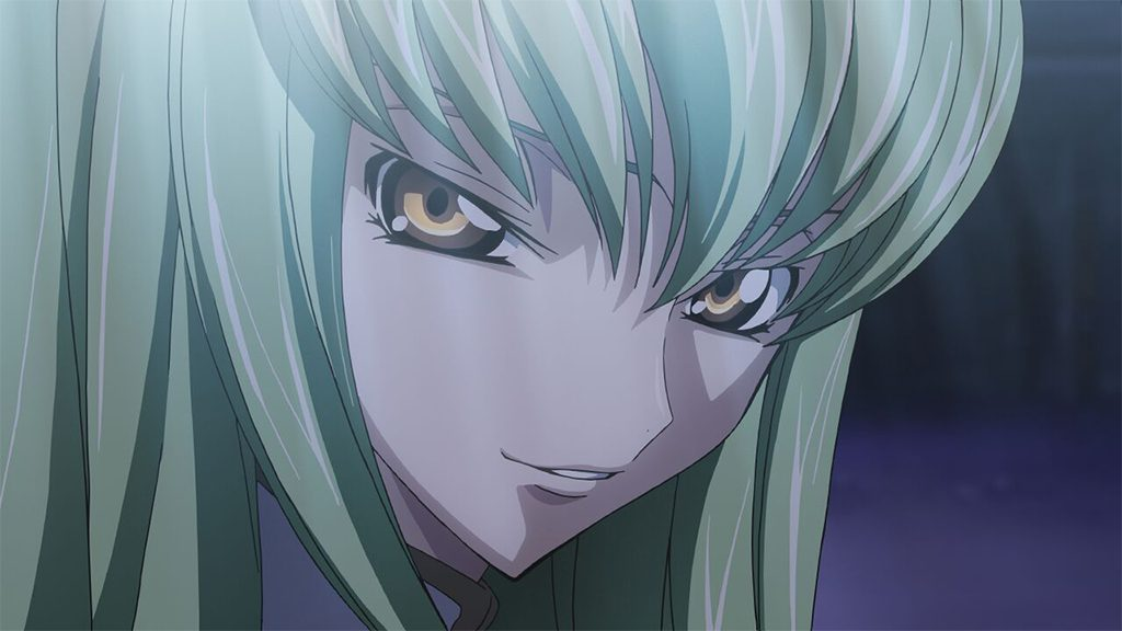 Code Geass: Lelouch of the Rebellion facts