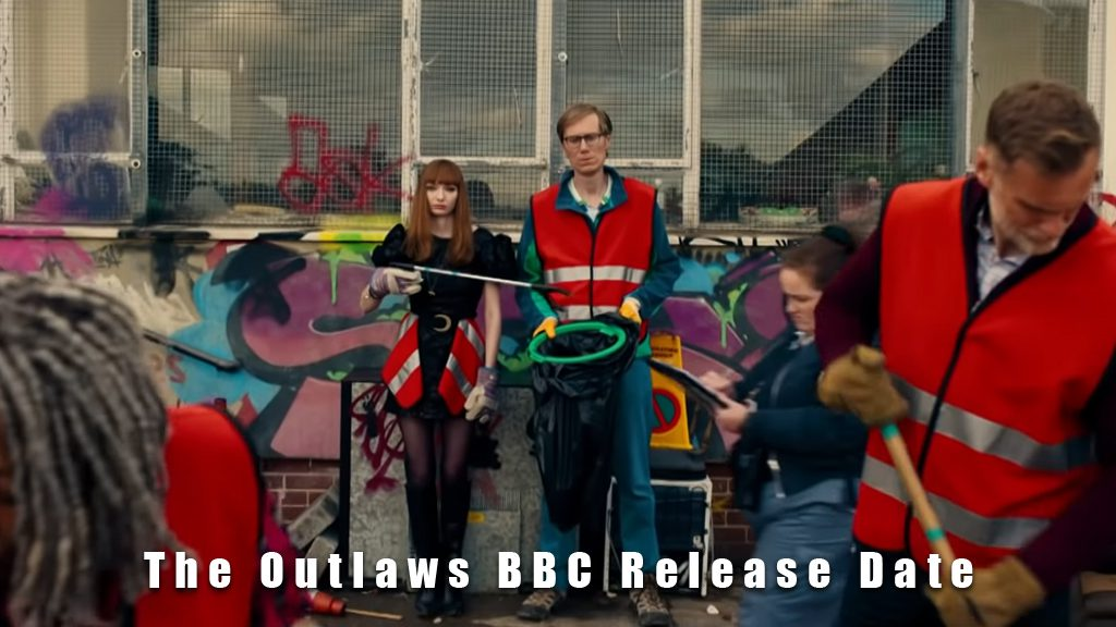 The Outlaws BBC Release Date