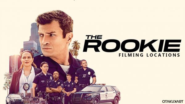 The Rookie Filming Locations