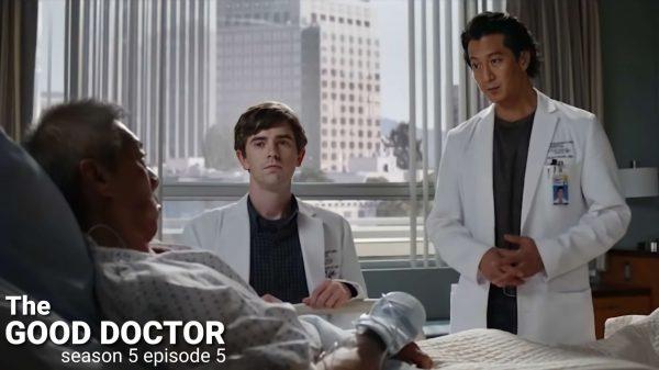 The Good Doctor season 5 episode 5 release date