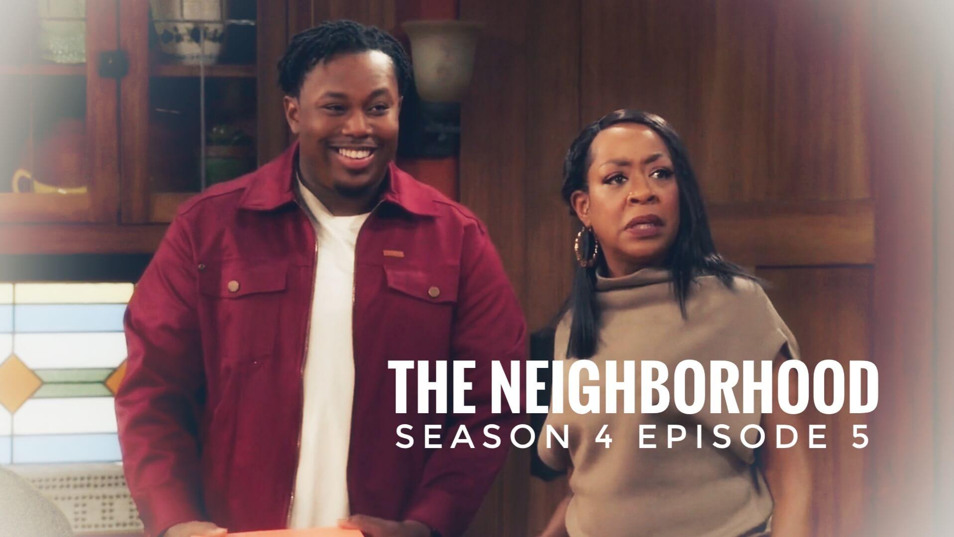 The Neighborhood Season 4 Episode 5 Release Date