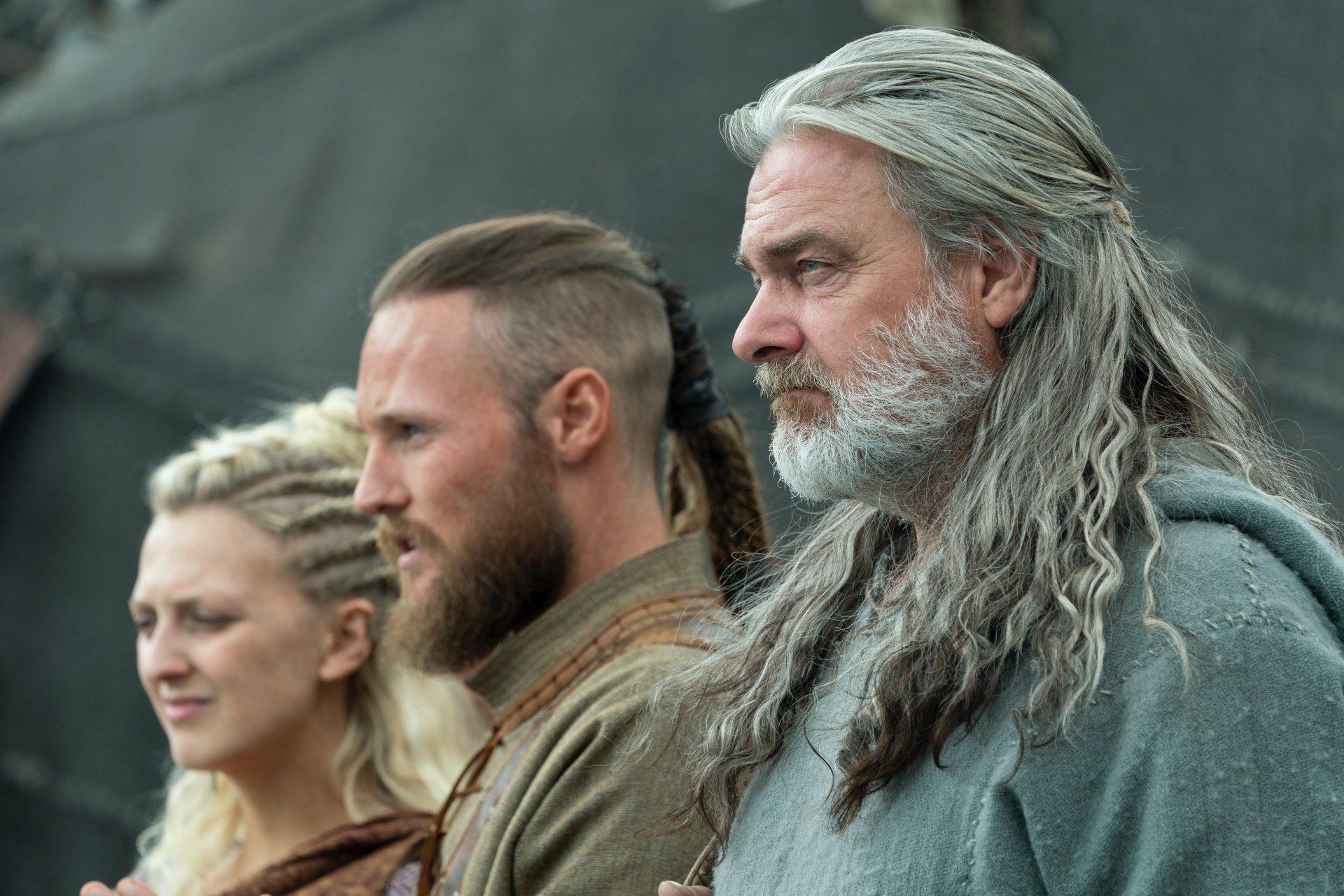 Vikings Season 6 Part 2 : DVD Release Date