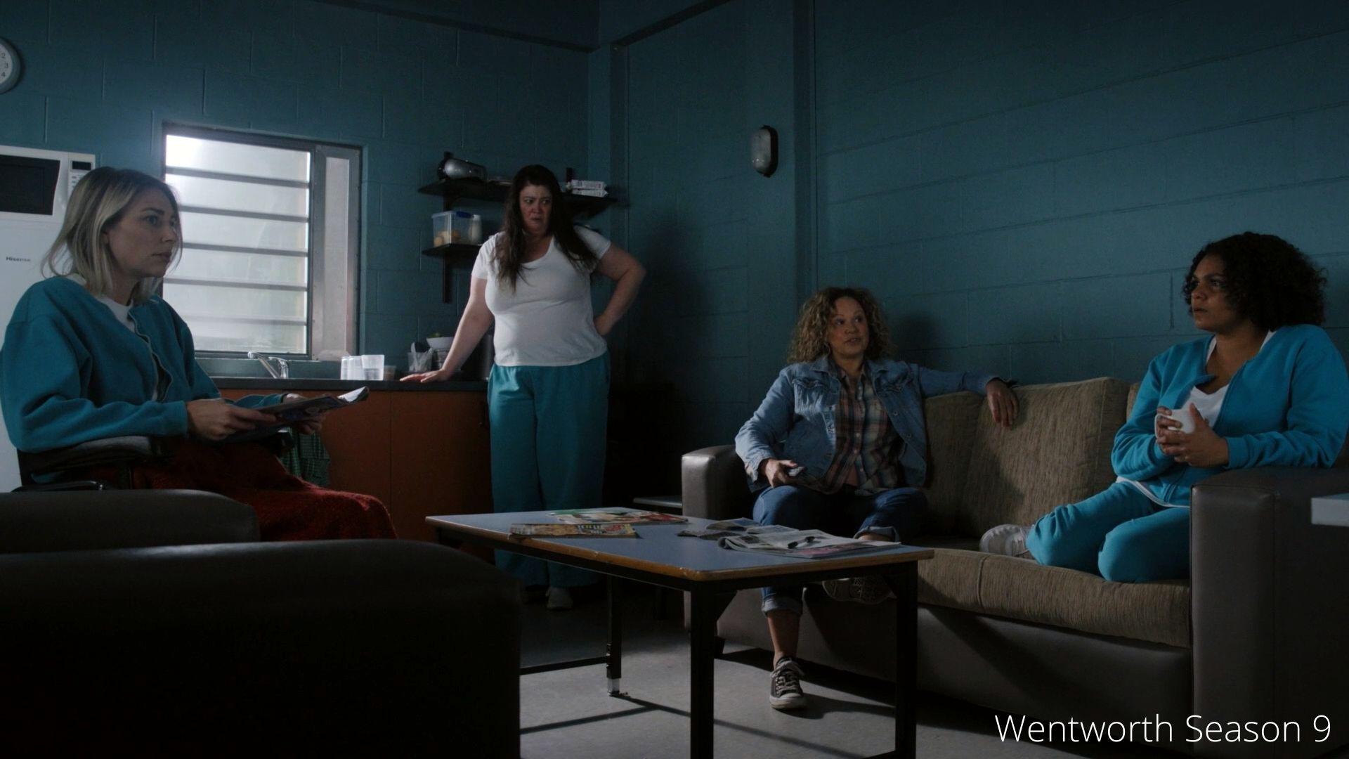 Wentworth Season 9 Episode 9