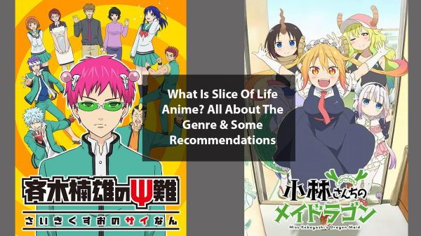 What Is Slice Of Life Anime? All About The Genre & Some Recommendations
