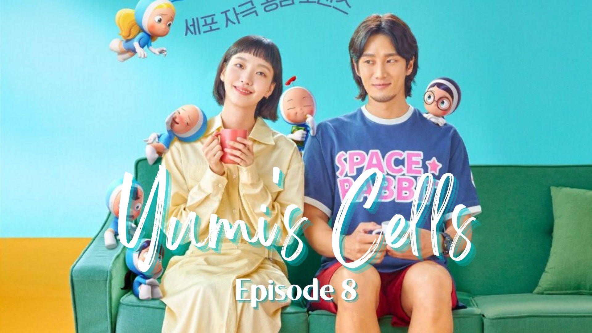 Yumi's Cells Episode 8
