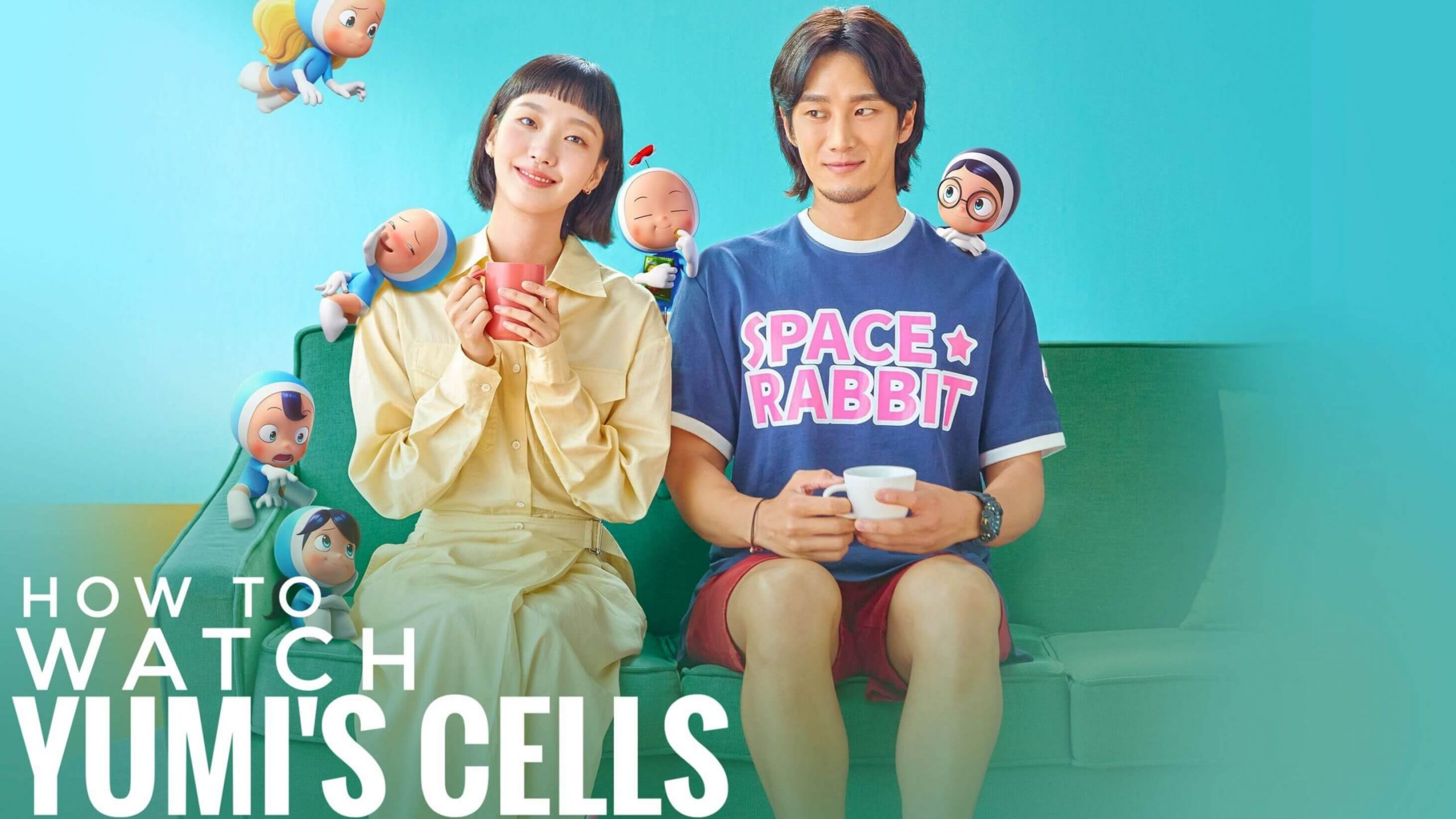 How to watch Yumi's Cells online