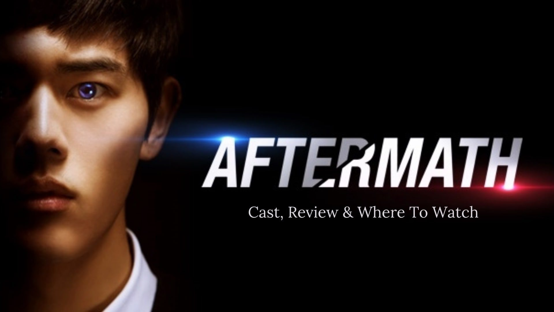 Aftermath Kdrama: Cast, Review and Where To Watch