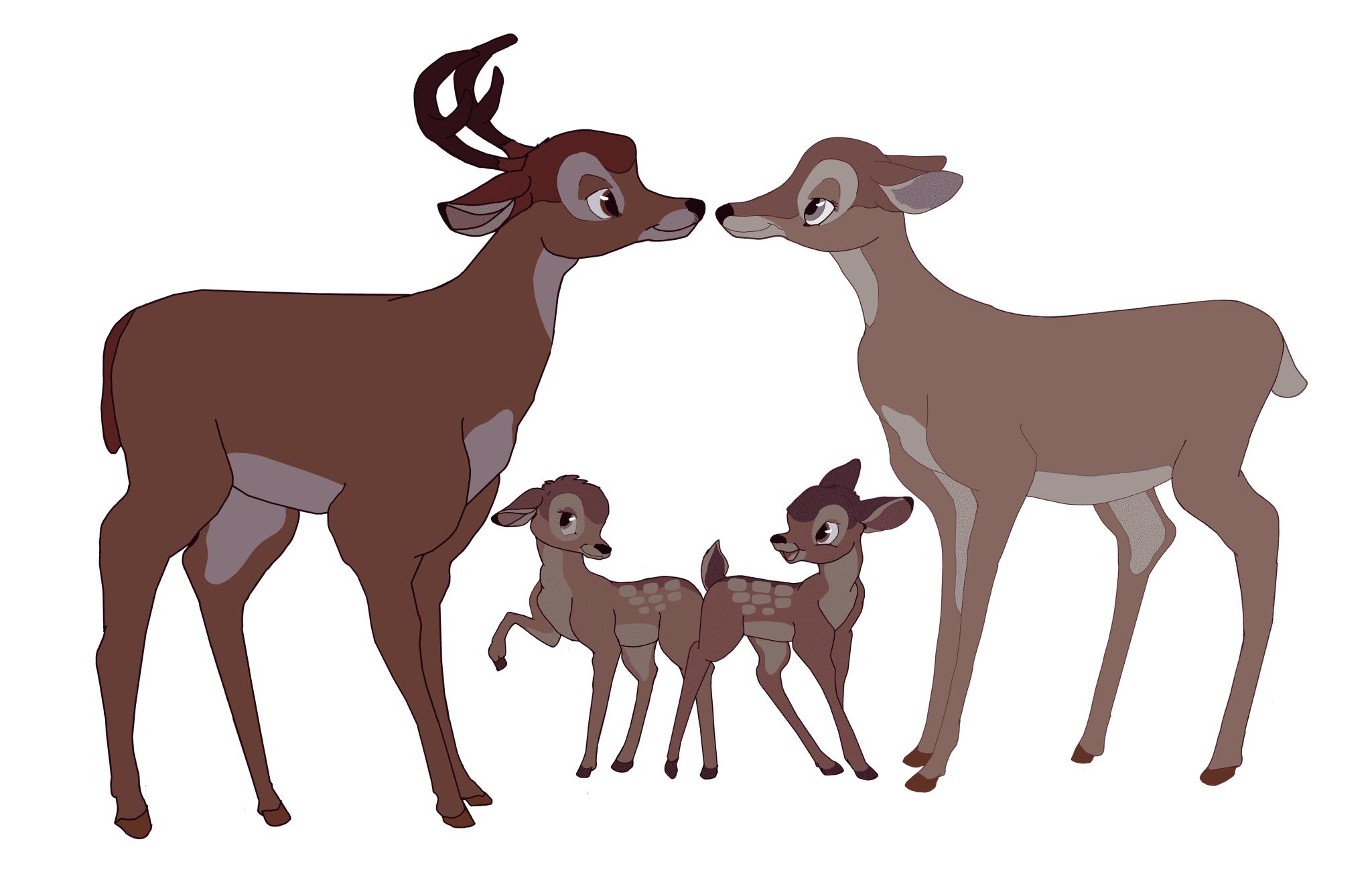 bambis girlfriend