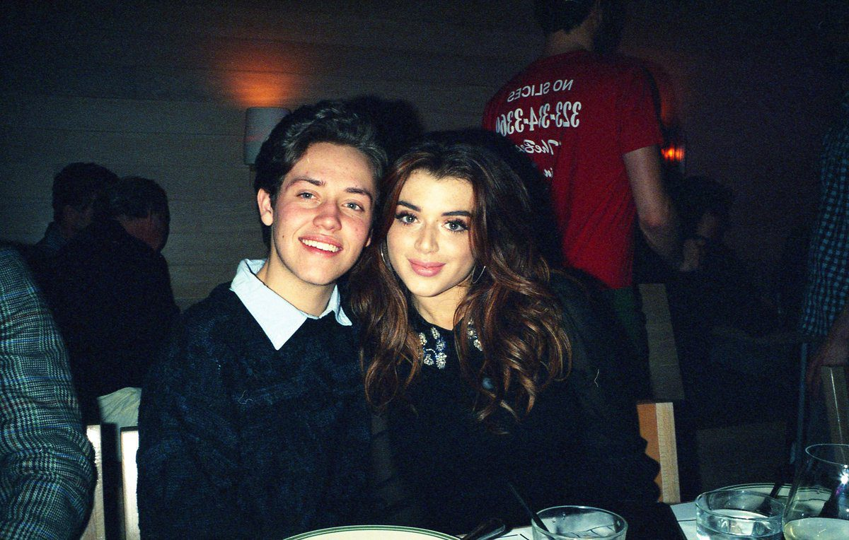 who is brielle barbusca and her boyfriend