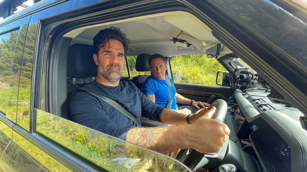 Jason Fox on'Foxy's Fearless 48 Hours With...'