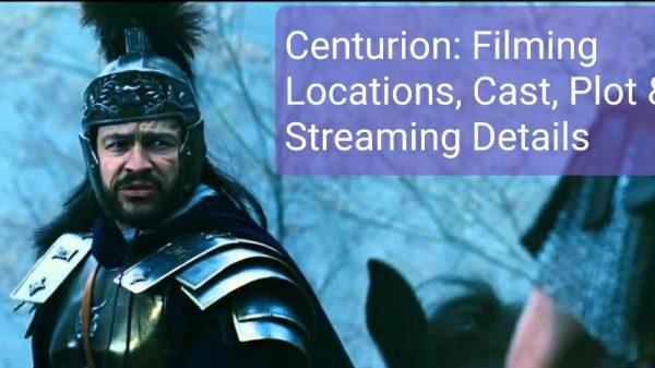 Where Is Centurion Filmed?
