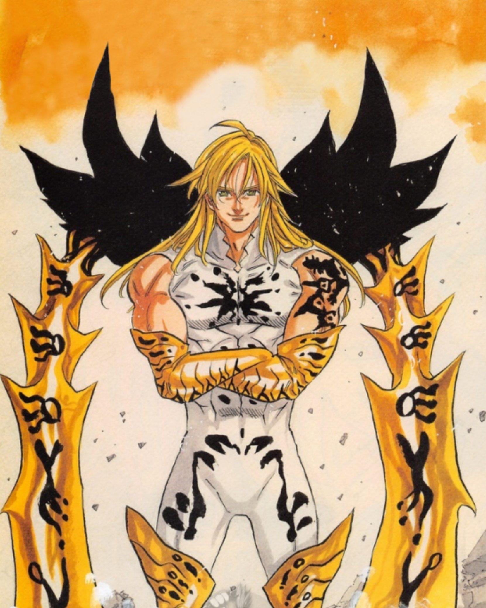 The Demon King: Seven Deadly Sins Ending