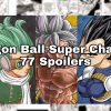 Dragon Ball Super Chapter 77 Spoilers