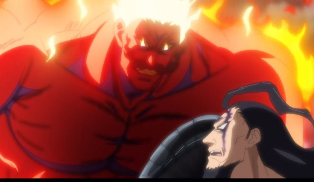 Escanor vs Demon King