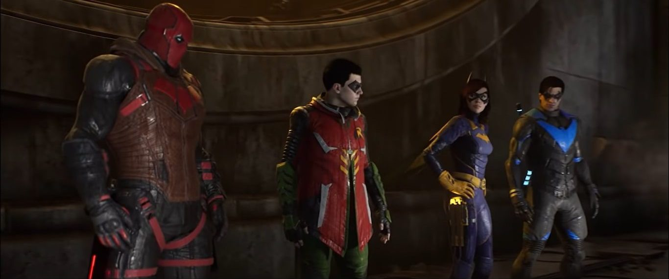 Action RPG Gotham Knights Character Details Release Date