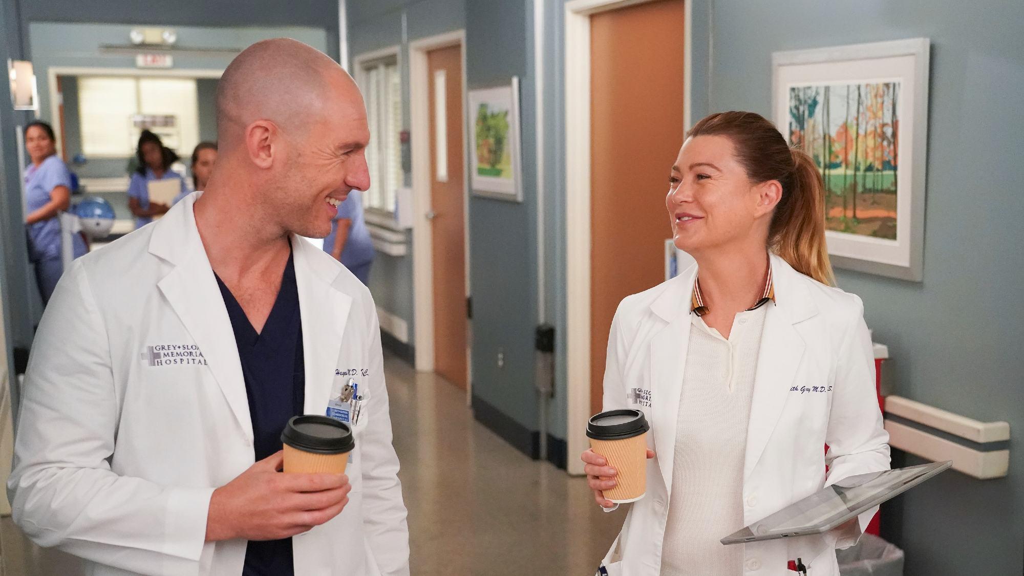Grey's Anatomy Season 28 Episode 3