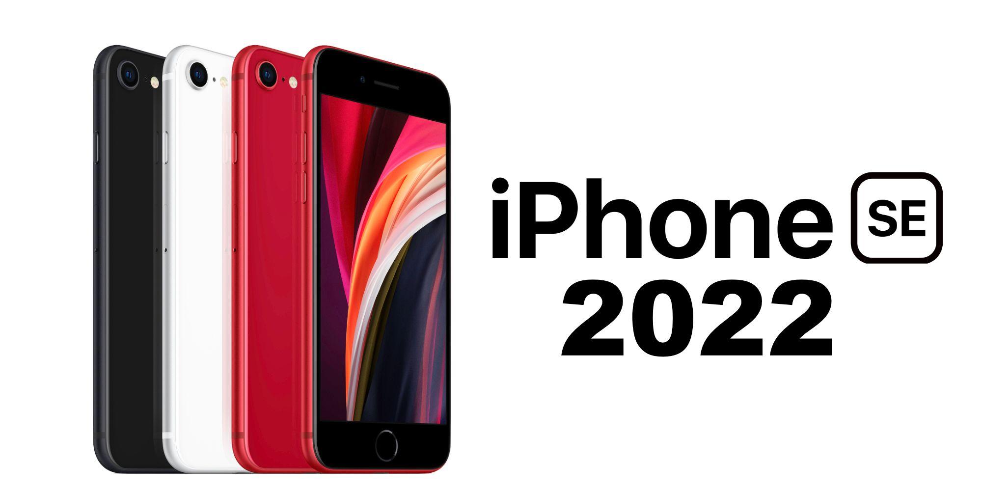 iPhone SE 2022 Release Date