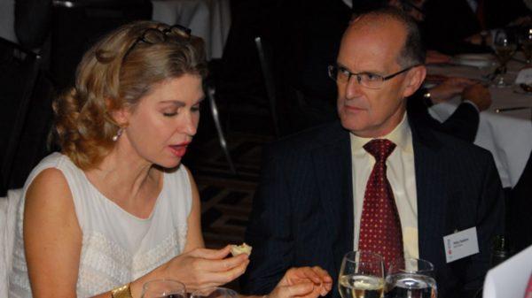 Who is Julieanne Newbould's Boyfriend?