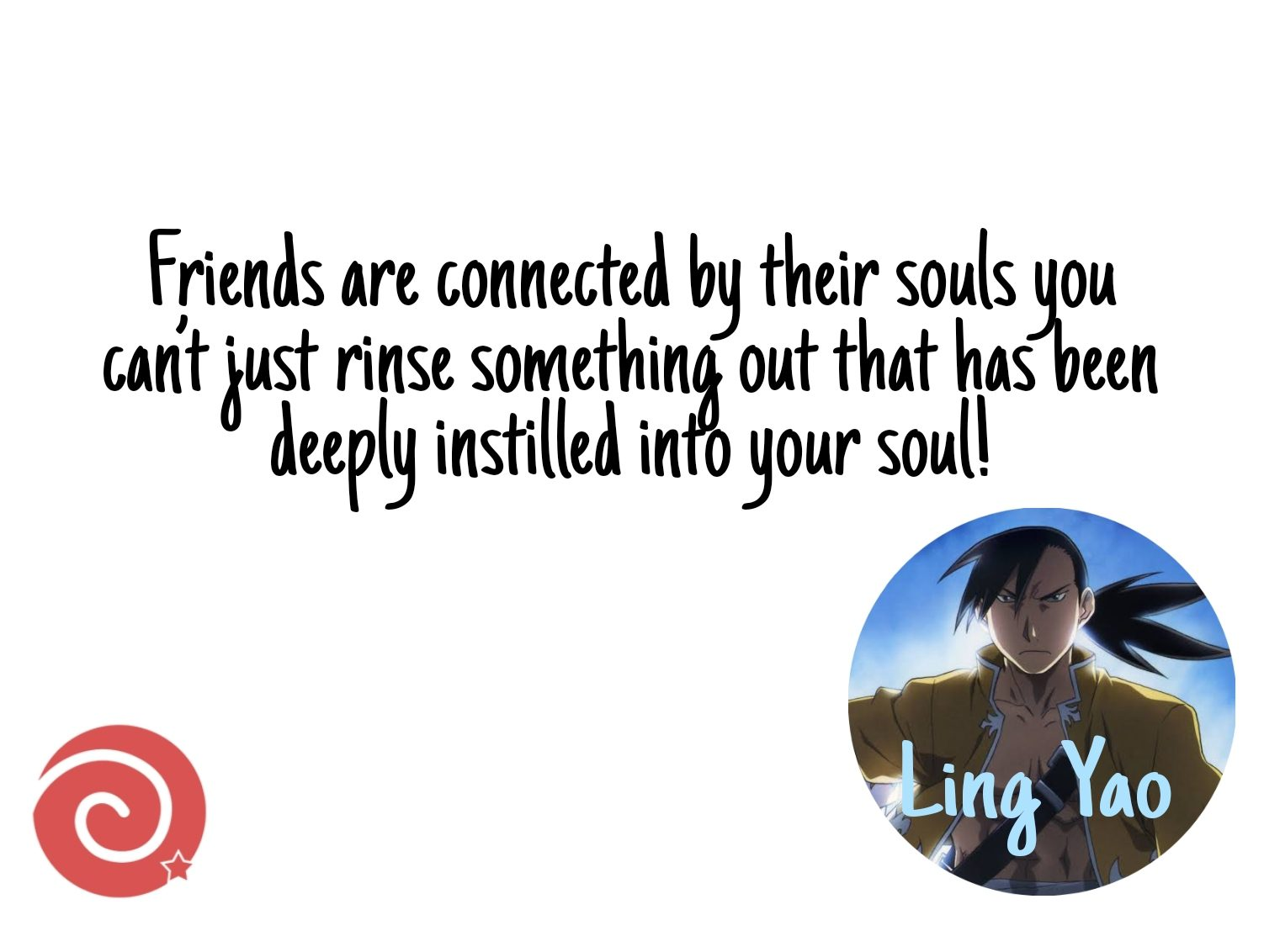 Ling Yao Quotes