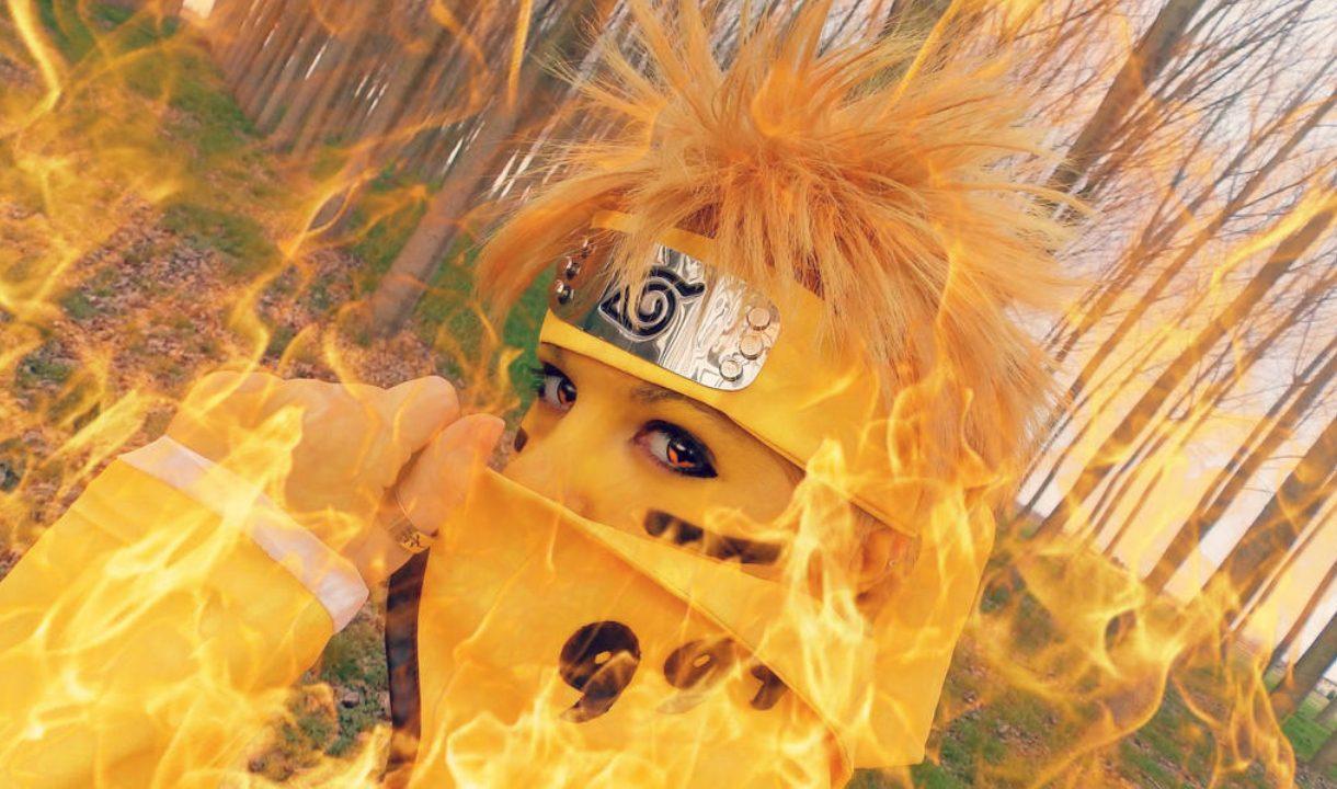 Naruto Uzumaki cosplays