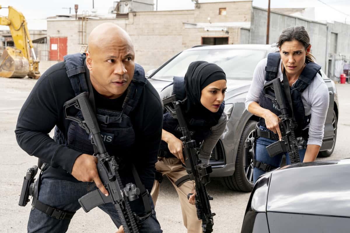 NCIS: Los Angeles Season 13 Episode 2