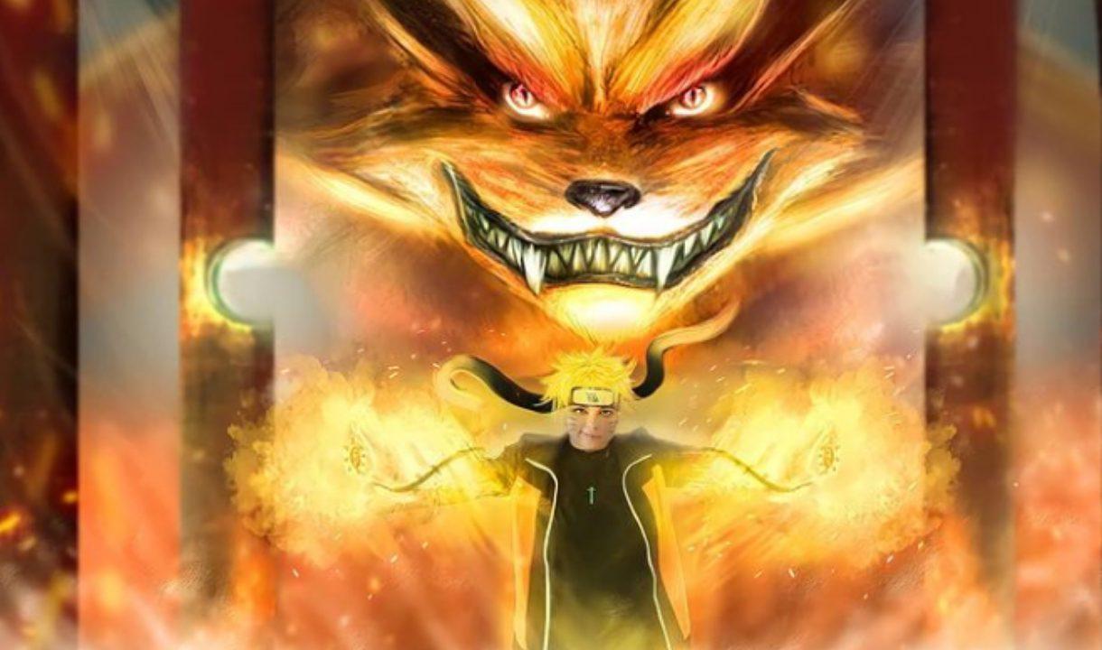 Dramatic Naruto cosplay