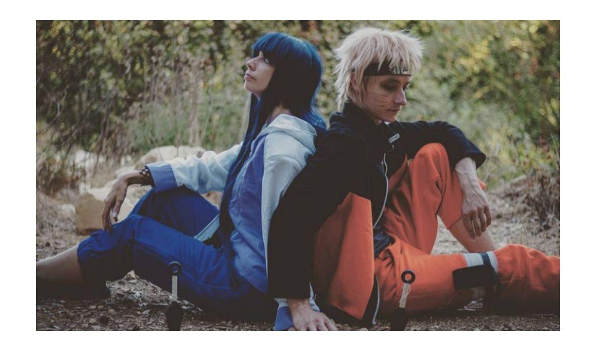 Hinata Naruto cosplay