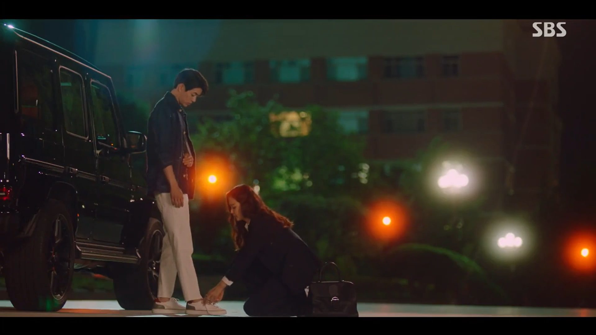One The Woman Episode 10
