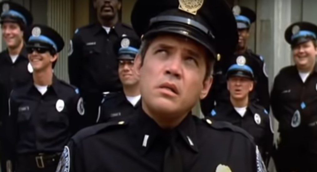 Police Academy 2 Filming Locations